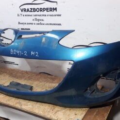 Бампер передний Mazda Mazda 2 (DE) 2007-2014  DR6150031E8N 1