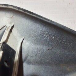Крышка форсунки омывателя фары левой перед. Nissan Note (E11) 2006-2013  28659bh00a 2