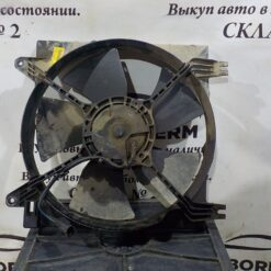 Вентилятор радиатора (диффузор) Chevrolet Lacetti 2003-2013  96553242, 96553364, 96553375, 96553376 1