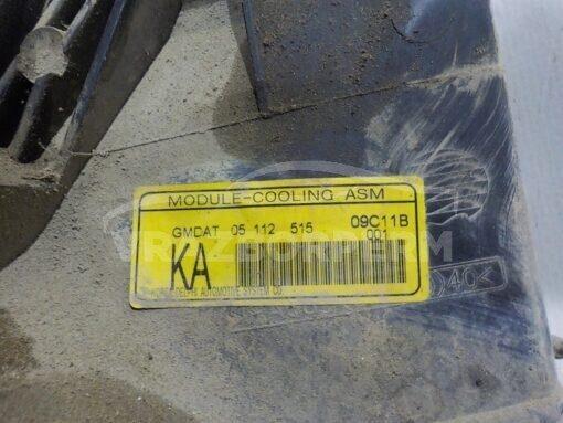 Вентилятор радиатора (диффузор) Chevrolet Lacetti 2003-2013  96553242, 96553364, 96553375, 96553376