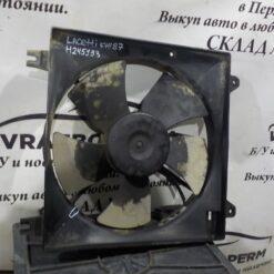 Вентилятор радиатора (диффузор) Chevrolet Lacetti 2003-2013  96553242, 96553364, 96553375, 96553376 3