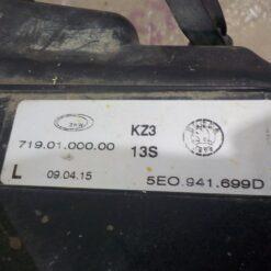 Фара противотуманная левая (ПТФ) Skoda Octavia (A7) 2013> 7190100000 5E0941699D, 5E0941701D 5