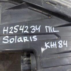 Фара левая Hyundai Solaris 2010-2017  921014L000 14