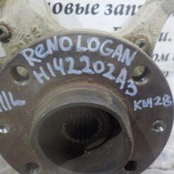 Кулак поворотный передний левый прав. Renault Logan 2005-2014  6001548864 4