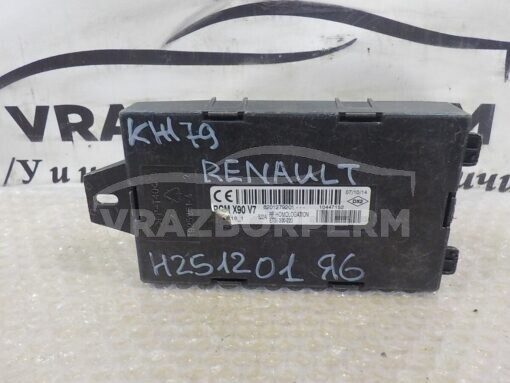 Блок комфорта Nissan Almera (G15) 2013>  8201279201