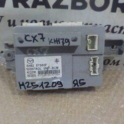Блок комфорта Mazda CX 7 2007-2012  EH6267560F 1