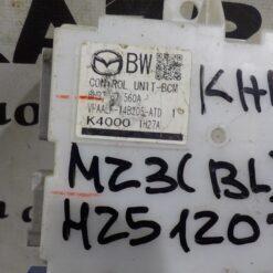 Блок комфорта Mazda Mazda 3 (BL) 2009-2013  BHB767560A 2
