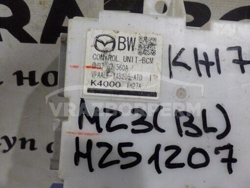 Блок комфорта Mazda Mazda 3 (BL) 2009-2013  BHB767560A