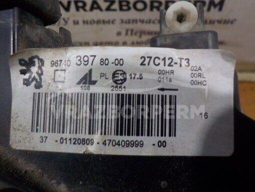 Фара правая Peugeot 308 I 2007-2015  1627682280, 6206X6