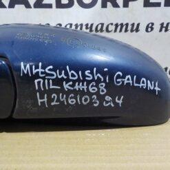 Зеркало левое Mitsubishi Galant (E5) 1993-1997  MR736343 4