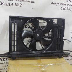 Вентилятор радиатора (диффузор) Toyota Corolla E18 2013>  1671122150, 1636122100, 1636322120 163610D150, 167110D210 1