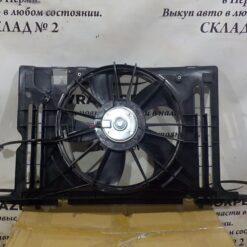 Вентилятор радиатора (диффузор) Toyota Corolla E18 2013>  1671122150, 1636122100, 1636322120 163610D150, 167110D210 3