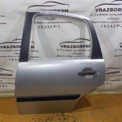 Дверь задняя левая Citroen C3 2002-2009  9006K7