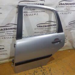 Дверь задняя левая Citroen C3 2002-2009  9006K7 4