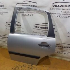 Дверь задняя левая Citroen C3 2002-2009  9006K7 5