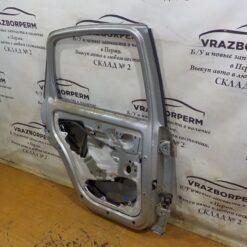 Дверь задняя левая Citroen C3 2002-2009  9006K7 2