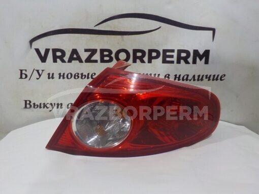 Фонарь задний правый наружный (в крыло) Chevrolet Lacetti 2003-2013  96387725