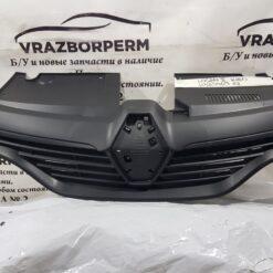 Решетка радиатора Renault Logan II 2014>  623105727R