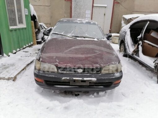 Toyota Carina E AT190 1993г. 1.6 4AFE МКПП