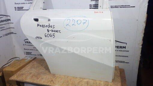 Дверь задняя правая Mercedes Benz W246 B-klasse 2012>   A2467300205