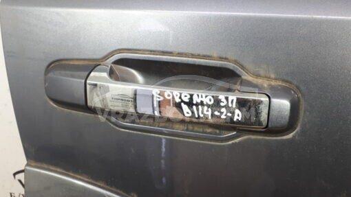 Ручка двери задней правой (наружная) Kia Sorento 2002-2009  836603E051XX