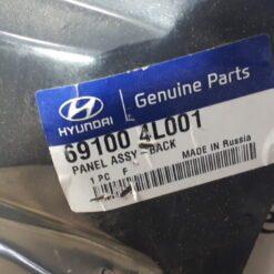 Панель задняя Hyundai Solaris 2010-2017  691004l001 2