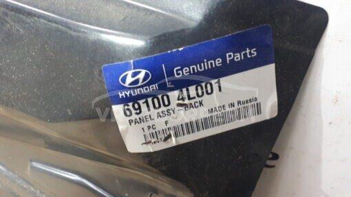 Панель задняя Hyundai Solaris 2010-2017  691004l001