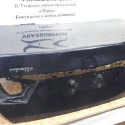 Крышка багажника зад. Toyota Camry V50 2011>  6440133580  2