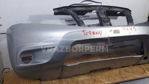 Бампер передний Nissan Terrano III (D10) 2014>  620220211R
