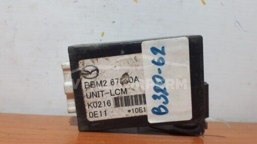 Блок управления светом Mazda Mazda 3 (BL) 2009-2013  bbm267890a