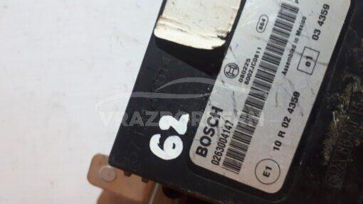 Блок управления парктроником Honda Civic 4D 2006-2012  0263004147