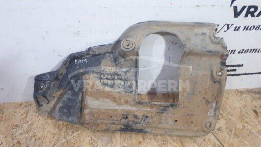 Пыльник бампера (защита) пер лев перед. Toyota Land Cruiser (200) 2008>  5147460010