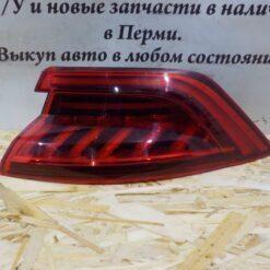 Фонарь задний правый наружный (в крыло) Audi Q8 2018>  4M8945070B 1