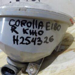 Фара противотуманная правая (ПТФ) Toyota Corolla E18 2013>  8121002110, 8121002160, 812100D110, 8121012230, 8121047010 8