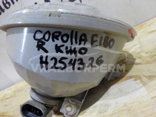 Фара противотуманная правая (ПТФ) Toyota Corolla E18 2013>  8121002110, 8121002160, 812100D110, 8121012230, 8121047010