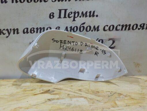 Крышка зеркала правого (кожух) Kia Sorento Prime 2015>  87626C5000