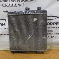 Радиатор основной Citroen C3 2002-2009 1330C1,1331TT 3