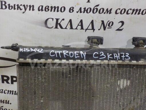 Радиатор основной Citroen C3 2002-2009  1330C1,1331TT