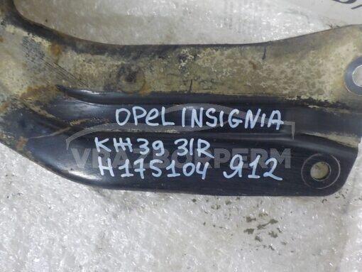 Рычаг задний продольный правый Opel Insignia 2008-2017  0423041