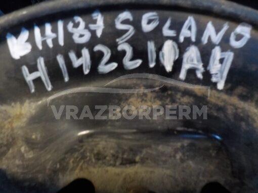 Кулак поворотный передний левый Lifan Solano 2010-2016  B2304111, B3501410, B3103100, B2304510, 1891235T13F6