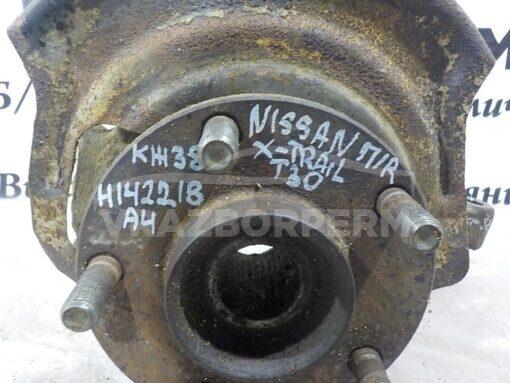 Кулак поворотный передний правый Nissan X-Trail (T30) 2001-2006  400148H300, 402022Y010, 402022Y000, 402102Y000, 4021090J00, 411512Y000