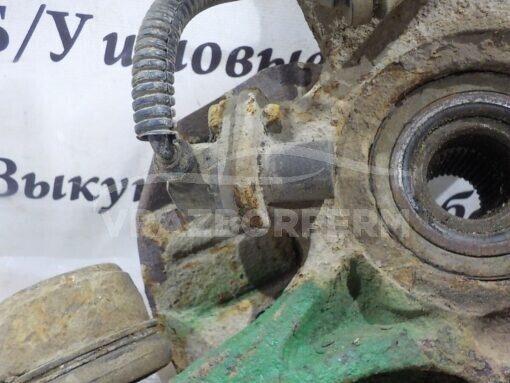 Кулак поворотный передний левый Chevrolet Lacetti 2003-2013  96488823, 96454297, 96454297, 96378901, 94535259, 96995000, 96549779