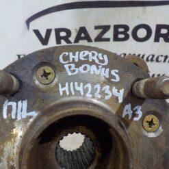 Кулак поворотный передний левый Chery Bonus (A13) 2011-2014  A133001011, A133001017, T113001030 1