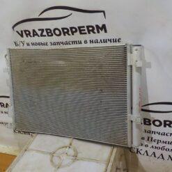 Радиатор кондиционера Hyundai Solaris 2010-2017    976061R000, 976064L000 4