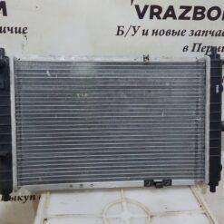 Радиатор основной Daewoo Matiz (M100/M150) 1998-2015  96322941