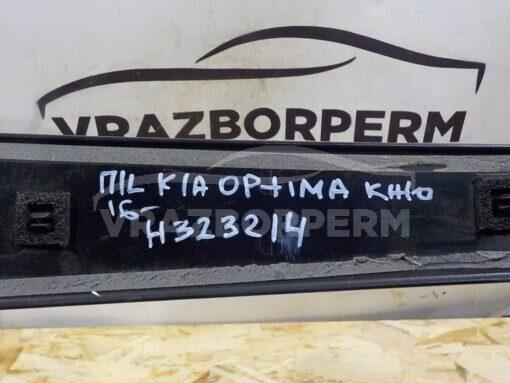 Накладка двери (вериткальная) передн. лев. Kia Optima IV 2016>  82250D4000