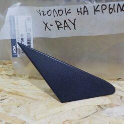 Накладка крыла (треугольник) передн. прав. VAZ LADA X-RAY 2016>  638747580R