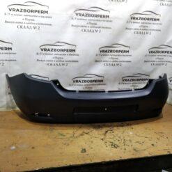 Бампер задний Renault Logan II 2014> 850220639R, 850106781R, 850101031S, 850109008S 1