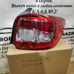 Фонарь задний правый Renault Logan II 2014> 265501454R 1