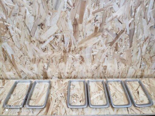 Накладка (молдинг) решетки радиатора Jeep Grand Cherokee (WK2) 2010>  68241344AA